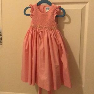 Luli and me- 3T Pink dress - from Neiman Marcus